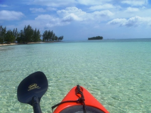 Kayak to the Cays!