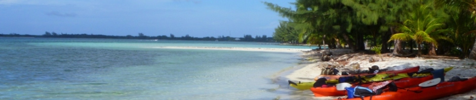 Kayaks Water Cay